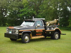 Wanted! Tow or Service truck.