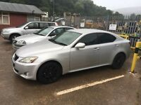 Lexus is220d.