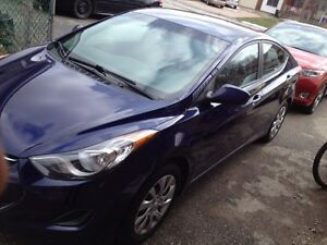 2011 Hyundai Elantra L Sedan Kitchener / Waterloo Kitchener Area image 3