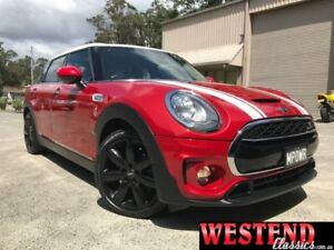 2016 Mini Clubman F54 Cooper S Red Sports Automatic Wagon Lisarow Gosford Area Preview