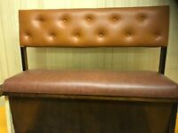 Pre-owned Booth Seating - Cafe/Diner - Norfolk Area ready for collection