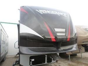 Vengeance 312 Fifth Wheel Toy Hauler