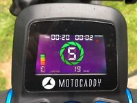 Motocaddy S3 Pro 36 Hole Lithium Battery + Extras