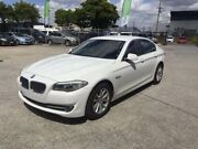 2012 BMW 520i F10 MY12 White 8 Speed Automatic Sedan Coopers Plains Brisbane South West Preview