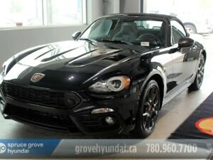 2017 Fiat 124 SPIDER ABARTH SPIDER CONVERTIBLE-PRICE COMES WITH