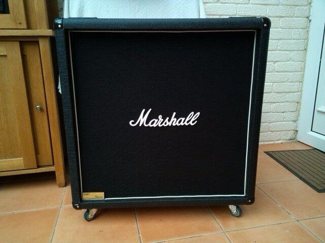 VINTAGE MARSHALL 1960B GUITAR CAB AMP SPEAKER *MINT CONDITION*