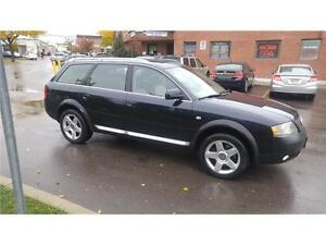 2003 Audi Allroad A4 A6 Wagon All Wheel Drive Certified Etested