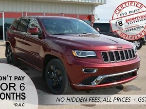 2016 Jeep Grand Cherokee OVERLAND, SAVE OVER $15,000