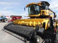 2012 NEW HOLLAND CX8080 SUPER CONVENTIAL LOW HOUR COMBINE