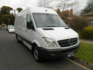 2011 Mercedes-Benz Sprinter REFRIGERATED 416 CDI Automatic Van Preston Darebin Area Preview