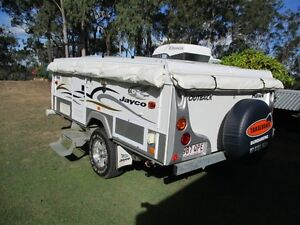 JAYCO HAWK OUTBACK Gin Gin Bundaberg Surrounds Preview