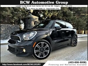2014 MINI Cooper Paceman S AWD JCW & Technology Package SOLD!