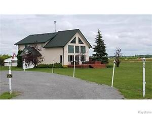 OPEN HOUSE JULY 24 - ONLY MINUTES NORTH OF CITY!!!!