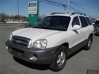 2005 Hyundai Santa Fe GL *NOUVEL ARRIVAGE*