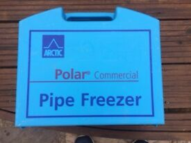 Arctic Pipe Freezing Kit