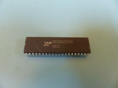 Exar  88C681cp 40 Qty Of 6 Per Lot Dip 40  Cmos Duart  2Ch 5V   Exar 8813