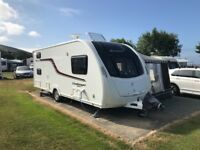2015 - 6 Berth Swift Challenger Sport 586 SR