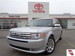 2011 Ford Flex LIMITED ONE OWNER DEALER MAINTAINED