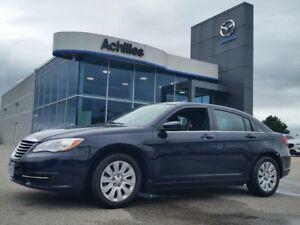 2014 Chrysler 200 LX, Auto, Nice Car!