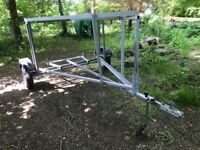 Double Stack Dinghy Trailer By Bramber Trailers