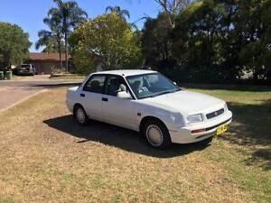 1994 Daihatsu Applause Sedan Bligh Park Hawkesbury Area Preview