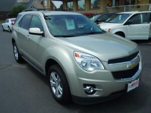 2013 CHEVROLET EQUINOX 1LT- REAR VIEW CAMERA, ONSTAR, BLUETOOTH,