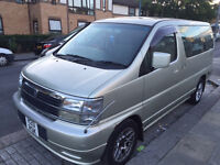 NISSAN ELGRAND MPV 7 SEATER WITH LPG