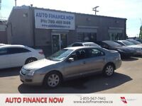 2009 Ford Fusion SE WE FINANCE ALL NO PAYSTUB REQUIRED CALL