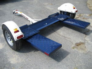 2019 NEW Master Tow Dolly Radial Tires, Deluxe Straps, LED's & Warranty NR FL