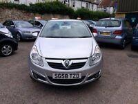 Vauxhall Corsa 1.4 i 16v Design 5dr (a/c)£2,695 2008 (58 reg), Hatchback