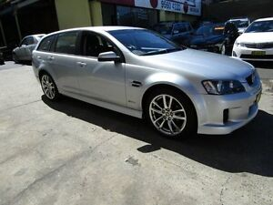 2009 Holden Commodore VE MY09.5 SV6 5 Speed Automatic Sportswagon Leichhardt Leichhardt Area Preview
