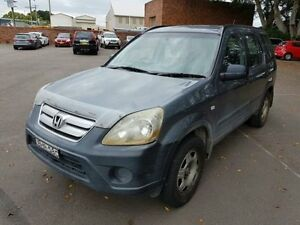 2006 Honda CR-V 2005 Upgrade (4x4) Grey 5 Speed Automatic Wagon Georgetown Newcastle Area Preview