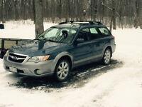 2008 Subaru Outback 2.5i w/Touring Pkg Wagon