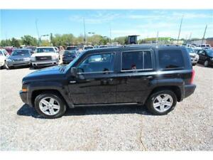 2010 Jeep Patriot Sport ** 4X4 ** 0 DOWN $128 B/W