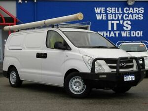 2014 Hyundai iLOAD TQ2-V MY14 White 5 Speed Automatic Van Welshpool Canning Area Preview