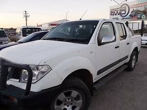2008 Nissan Navara Ute Mount Louisa Townsville City Preview