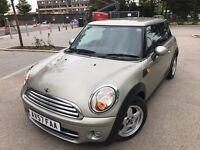 MINI Hatch 1.6 Cooper D,Diesel,Hatchback,NEW MOT,1 OWNER,FULL MINI MAIN DEALER SERVICE,HPI CLEAR