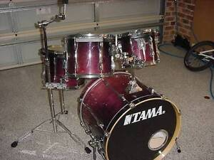 Tama Rockstar 5 piece Kellyville The Hills District Preview
