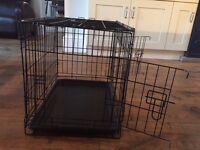 "Dog/cat/pet crate 24"""