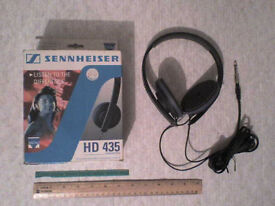 Sennheiser Stereo Headphones, Manhattan Model HD 435