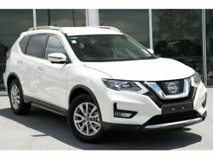 2019 Nissan X-Trail T32 Series II ST-L X-tronic 2WD White 7 Speed Constant Variable Wagon Berwick Casey Area Preview