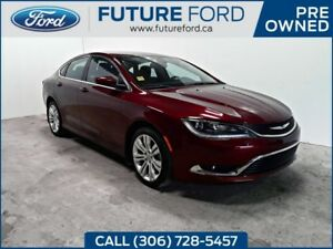 2016 Chrysler 200 Limited | LOCAL TRADE | ONE OWNER