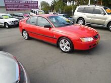 2004 Holden Commodore VY II Executive Red 4 Speed Automatic Sedan New Lambton Newcastle Area Preview