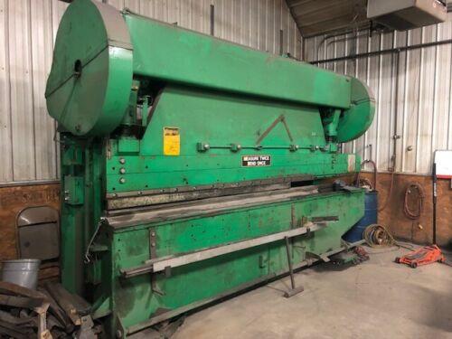 CYRIL BATH - 150 TON MECHANICAL PRESS BRAKE - CNC BACK GAUGE