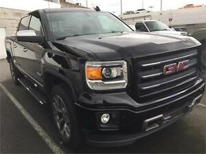 2015 GMC Sierra 1500 SLT (Black on Black) Z71 Off-road