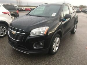 2013 Chevrolet Trax LTZ / AWD / LEATHER / NO PAYMENTS FOR 6 MONT