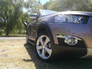 2013 Holden Captiva CG Series II MY12 7 AWD LX Gold 6 Speed Sports Automatic Wagon Mount Barker Mount Barker Area Preview