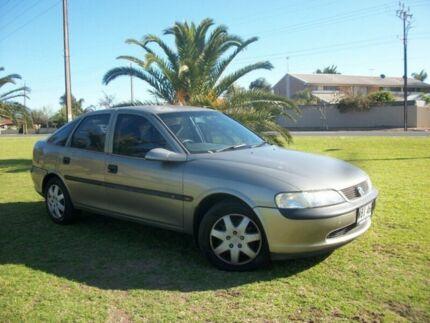 1997 Holden Vectra JR GL 4 Speed Automatic Hatchback