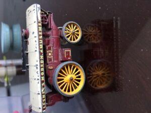 Toy amusement steam engine $40 or best offer