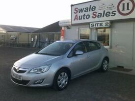 2009 VAUXHALL ASTRA EXCLUSIV 1.6L - ONLY 57,425 MILES - FULL SERVICE HSITORY